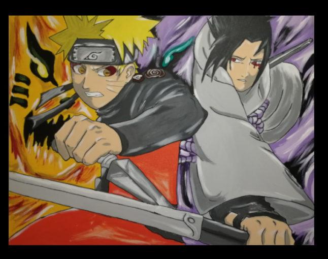 Mentale Bilder erzeugen: Naruto zeigt uns wie es geht