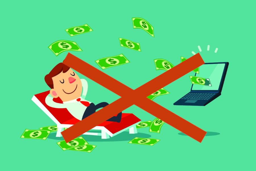 Warum passives Einkommen quatsch ist / Quelle:blocberry / Adobe Stock